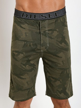 Diesel Martiny Camo Shorts Olive