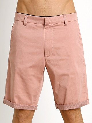 Diesel Chi-Driver Chino Shorts Misty Rose