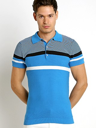 You may also like: Diesel K-Cortez Knit Polo Shirt Mediterranean Blue