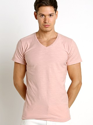 Diesel T-Court V-Neck Shirt Misty Rose