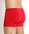 John Sievers HIGHLITE Natural Pouch Boxer Briefs Racing Red, view 4