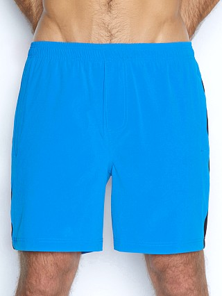 C-IN2 Grip Athletic Jump Shorts Electric Blue