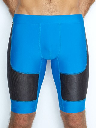 C-IN2 Grip Athletic Cross Train Shorts Electric Blue