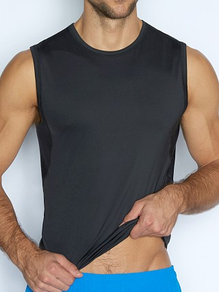 C-IN2 Grip Athletic Muscle Shirt Black