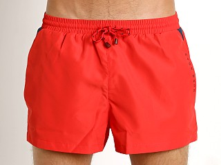 Hugo Boss Mooneye Swim Shorts Red