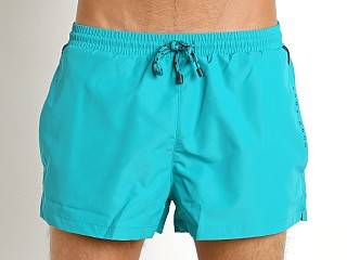 You may also like: Hugo Boss Mooneye Swim Shorts Teal