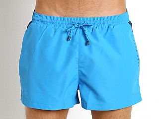 Hugo Boss Mooneye Swim Shorts Light Blue
