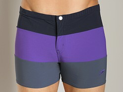 Speedo Summit Square Leg Prism Violet