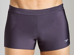 Speedo Shoreline Square Leg Lava Grey