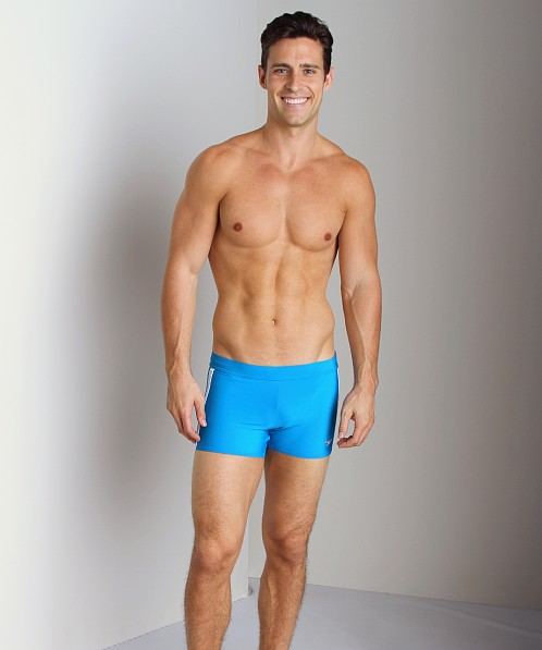 Speedo Shoreline Square Leg Teal