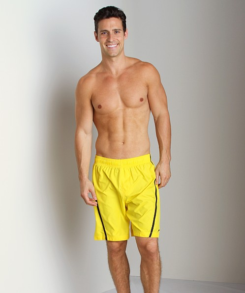 Speedo HydroVolley with Compression Jammer Vibrant Yellow