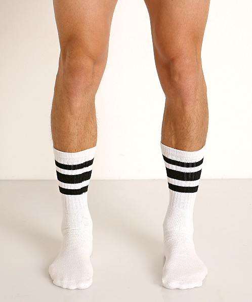 Rick Majors Athletic Tube Socks Black