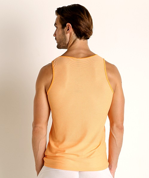 St33le Air Mesh Performance Tank Melon