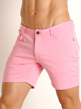 You may also like: St33le Knit Jeans Shorts Pink