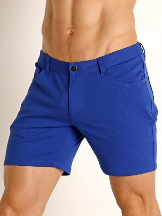 You may also like: St33le Knit Jeans Shorts Azure