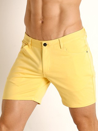 You may also like: St33le Knit Jeans Shorts Custard Yellow