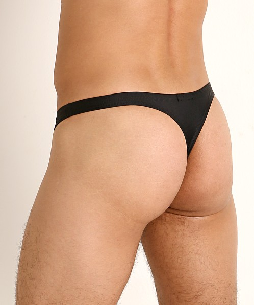 LASC Brazil Swim Thong Black
