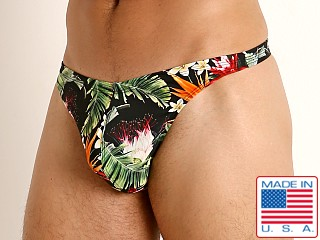 Model in paradise LASC Brazil Swim Thong