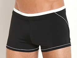 GrigioPerla Amalfi Swim Trunk Nero