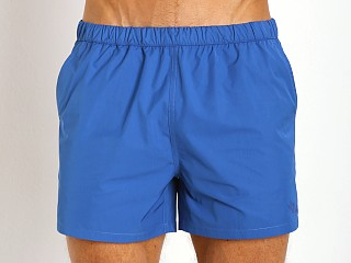 Model in marina GrigioPerla Classic Swim Shorts