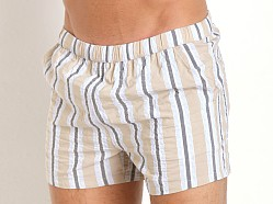 GrigioPerla Yachting Swim Shorts Riga Fango