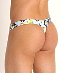 Rick Majors Low Rise Swim Thong Love Is Love, view 4