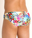 Rick Majors Low Rise Swim Brief Passion Fruit, view 4