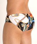 Rick Majors Low Rise Swim Brief Collars And Chains, view 4