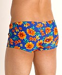 Rick Majors Low Rise Swim Trunk Daisy Daze, view 4