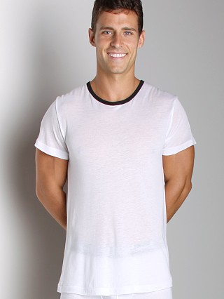 Complete the look: C-IN2 Zen Crew Neck Shirt Vanilla