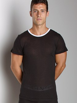 C-IN2 Zen Crew Neck Shirt Black