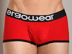 Ergowear PLUS III Boxer Red/Black