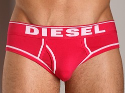 Diesel Fresh & Bright Blade Brief Pink