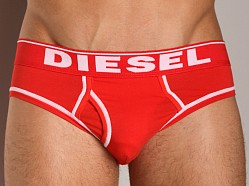 Diesel Fresh & Bright Blade Brief Red