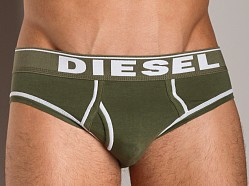 Diesel Fresh & Bright Blade Brief Olive