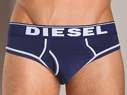 Diesel Fresh & Bright Blade Brief Navy
