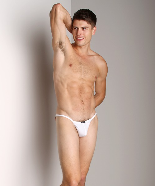 Gregg Homme Wonder G-String White