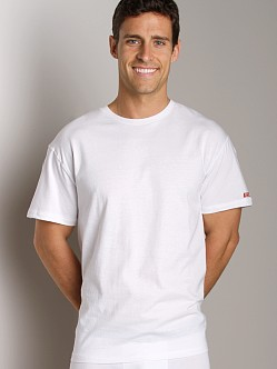 UFC Two-Pack Cotton Crew T-Shirt White