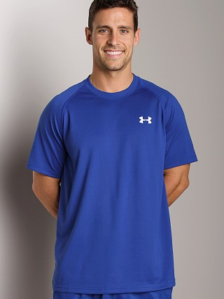 Under Armour UA Tech Shortsleeve T Royal