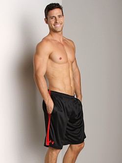 Under Armour Flex Stripe Short Black/Red