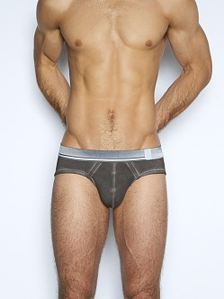 C-IN2 Scuff Low No Show Brief Gray Knight