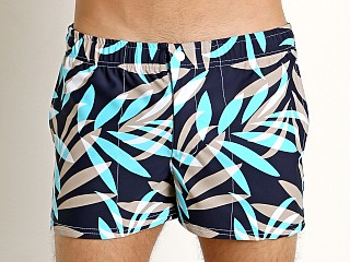 You may also like: LASC Malibu Swim Shorts Tan Tropical