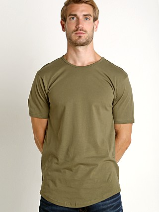 Complete the look: LASC Hipster Long T-Shirt Army