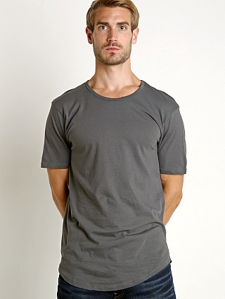 Complete the look: LASC Hipster Long T-Shirt Charcoal