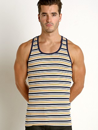 You may also like: LASC Striped Rib Tank Top Gold