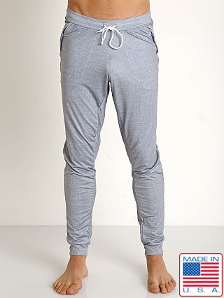 LASC Athlete's Zip Pant Pencil Lines