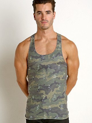 You may also like: LASC Ripped Stinger Tanktop Woodland Camouflage