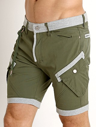 Nasty Pig Trackd Short Green