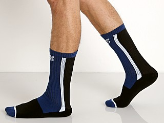 Nasty Pig Standard Issue Sock Blue