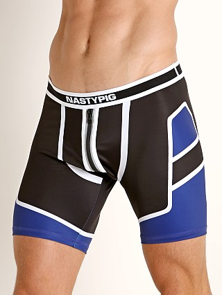 Nasty Pig B2N Zipper Back Compression Short Black